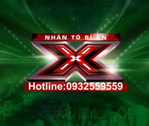 Vé Nhân Tố Bí Ẩn X Factor 2016