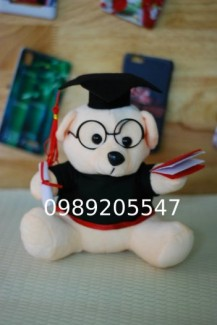 gấu tốt nghiệp tphcm