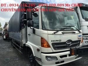 Đại lý bán xe tải Hino 6T4/ 6,4 tấn/ 6 tấn giá rẻ, bán xe tải Hino 6,4 tấn/ 6 tấn/ 6T4 xe mới