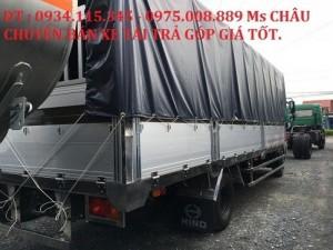 Đại lý/ cửa hàng bán xe tải Hino 6T4/ 6,4 tấn/ 6 tấn giá rẻ, bán xe tải Hino 6,4 tấn