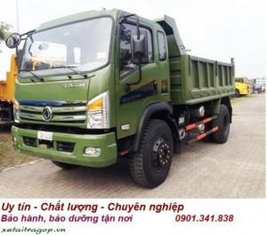 Cần bán xe Ben trường Giang 9t2/8t7 một cầu/ 2 cầu chính hãng có hỗ trợ trả góp