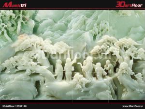 Gạch 3D Mạnh Trí 12591180