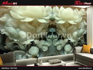 Gạch 3D Mạnh Trí 12221534