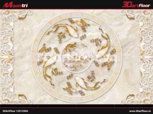 Gạch 3D Mạnh Trí 12512504