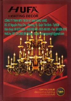 Catalogue hufa mới nhất 2017 chiếc khấu cao cho đại lý