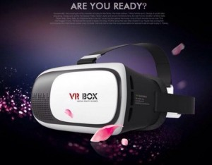 Kính Thực Tế Ảo VR BOX V2 Cho SmartPhone