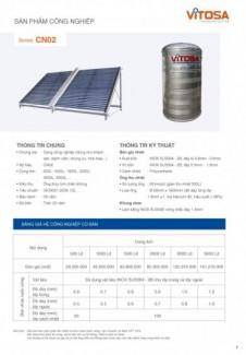 Vĩnh Long cung cấp máy nước nóng năng lượng mặt trời
