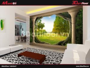 Gạch 3D Mạnh Trí 14845647