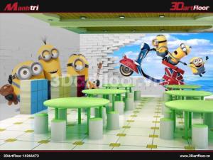 Gạch 3D Mạnh Trí 14266473