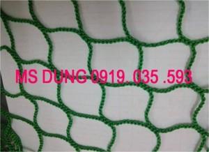 Lưới tennis lưới bóng đá lưới công trình xây...