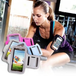 Đai Đeo Tay Tập Thể Thao Cho Smart Phone 4.7 Inch Và 5.5 Inch