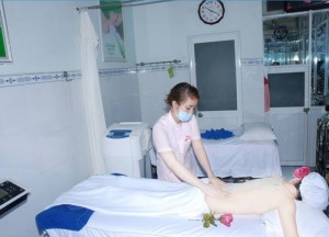 Massage Toàn Thân Cho Phụ Nữ