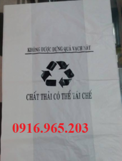 túi rác y tế tại đắc nông