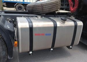 Tiêu hao nhiên liệu 25 lít/ 100 km Dung tích thùng nhiên liệu (lít) 400