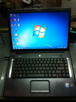 BÁN Laptop HP Compaq C700 Gía 2.3tr