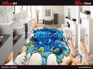 Gạch 3D Mạnh Trí 13872390