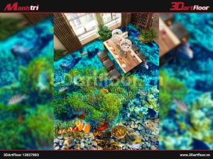Gạch 3D Mạnh Trí 13837883