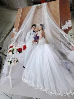 Vì sao Ảnh cưới 3D tạo nên cơn sốt?