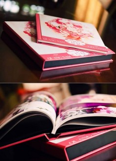 Lưu giữ lại những hình ảnh thân thương với photobook