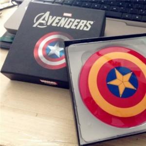 pin sạc Marvel Avengers