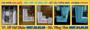 Cty Cp Hyundai Aluminum Vina được cấp chứng nhận đầu tư tại VN vào ngày 30 tháng 10 năm 2006. Cty Cp Hyundai Aluminum Vina  là công ty 100% vốn nước ngoài với 3 tập đoàn nỗi tiếng về lĩnh vực nhôm kính thế giới đầu tư chính là : Dong Yang Gangchul Co.Ltd., Hyundai Aluminum Co.Ltd., và Gogang Aluminum Co.Ltd. Nhà máy của Cty Cp Hyundai Aluminum Vina  có công suất đứng đầu châu Á, với dây chuyền đúc nhôm tiên tiến và máy đùn ép hiện đại,  Cty Cp Hyundai Aluminum Vina cung ứng cho khách hàng các sản phẩmphôi nhôm chất lượng cao, các profile được gia công, sơn, hoặc xử lý bề mặt dùng cho các công trình xây dựng, điện và điện tử, chế tạo máy, máy bay và đóng tàu. Với hơn 40 năm kinh nghiệm trong lĩnh vực sản xuất và chế tạo nhôm,  Cty Cp Hyundai Aluminum Vina đảm bảo mang đến cho khách hàng dịch vụ hoàn hảo và chất lượng tốt nhất