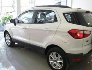 Xe Ford Ecosport Số Tự Động
