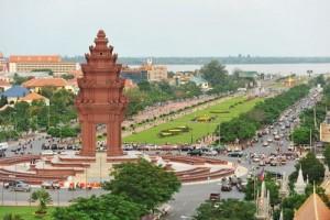 Tour du lịch Campuchia Siem Riep Phnom Penh
