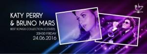 ĐÊM NHẠC ĐẶC BIỆT – Bruno Mars and Katy Perry Cover