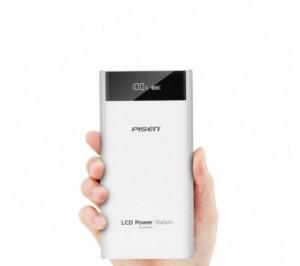 Pin sạc dự phòng Pisen LCD Power Station II 20.000mAh