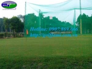 Lưới golf hdpe căng chắn ngoài trời