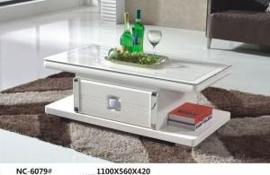 Bàn trà mặt kính cho chung cư NC6079