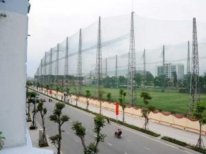 Lưới quây sân golf Hàn Quốc bền đẹp