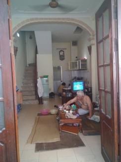 Bán nhà ngõ Hòa Bình 2,Minh Khai 40m2x4t thoáng 3 mặt giá 2,55tỷ