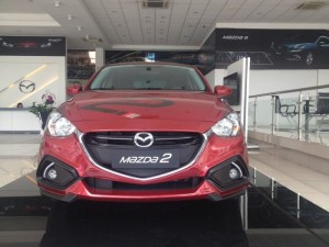 Hot! Giảm Gía Mazda 2 1.5AT 2016