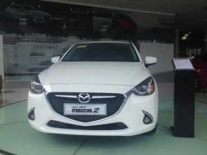 Hot! Giảm Gía Mazda 2 1.5AT Hatchback 2016