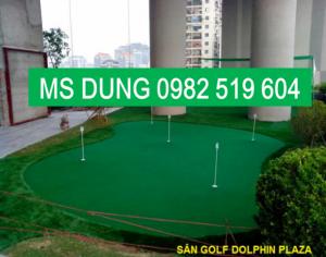 Nhận thi công và cung cấp thiết bị sân golf