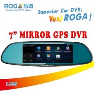 Camera Roga LX55S Wifi (Dẫn đường- Bản nâng...