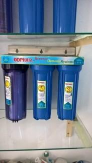 Bộ lọc xử lý nước sinh hoạt gia đình