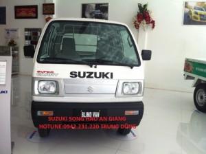 Suzuki carry blind van