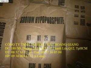 BÁN Sodium hypophosphite (NaH2PO2)