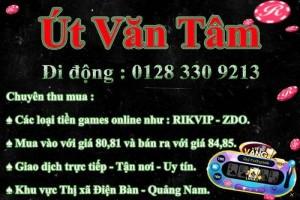 Mua bán RIKVIP - ZDO trong khu vực Điện Bàn và khắp cả nước