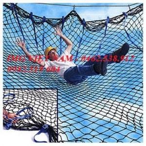 Lưới an toàn chống vật rơi người rơi
