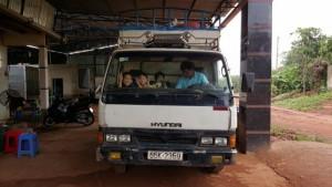 Cần Bán Gấp Xe Tải Hyundai 2.5 Tân
