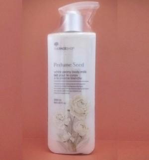 Da Trắng Như Bạch Tuyết Với Sữa Dưỡng Thể Nước Hoa Perfume Seed White Peony Body Milk