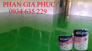Thi công sơn nền epoxy giá rẻ tại tỉnh Yên bắc, Hà Nội, miền bắc.