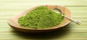 Bột trà xanh NabySkin nguyên chất 100% - Whitening & Anti-Acne Mask