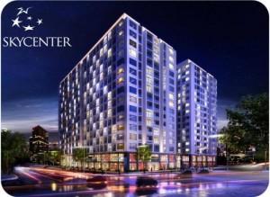 Sky Center Căn hộ sân bay Tân Sơn Nhất, mở...