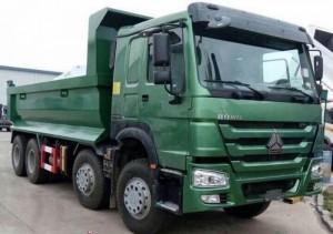 Xe tải ben Dongfeng Việt Trung HOWO 4 chân tải trọng lớn, giá cả hợp lý, giao hàng ngay, số lượng có hạn