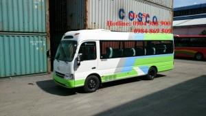 Đại lý xe Hyundai County Thân dài - Giá bán tốt nhất thị trường