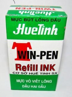 Mực bút lông dầu 2 đầu